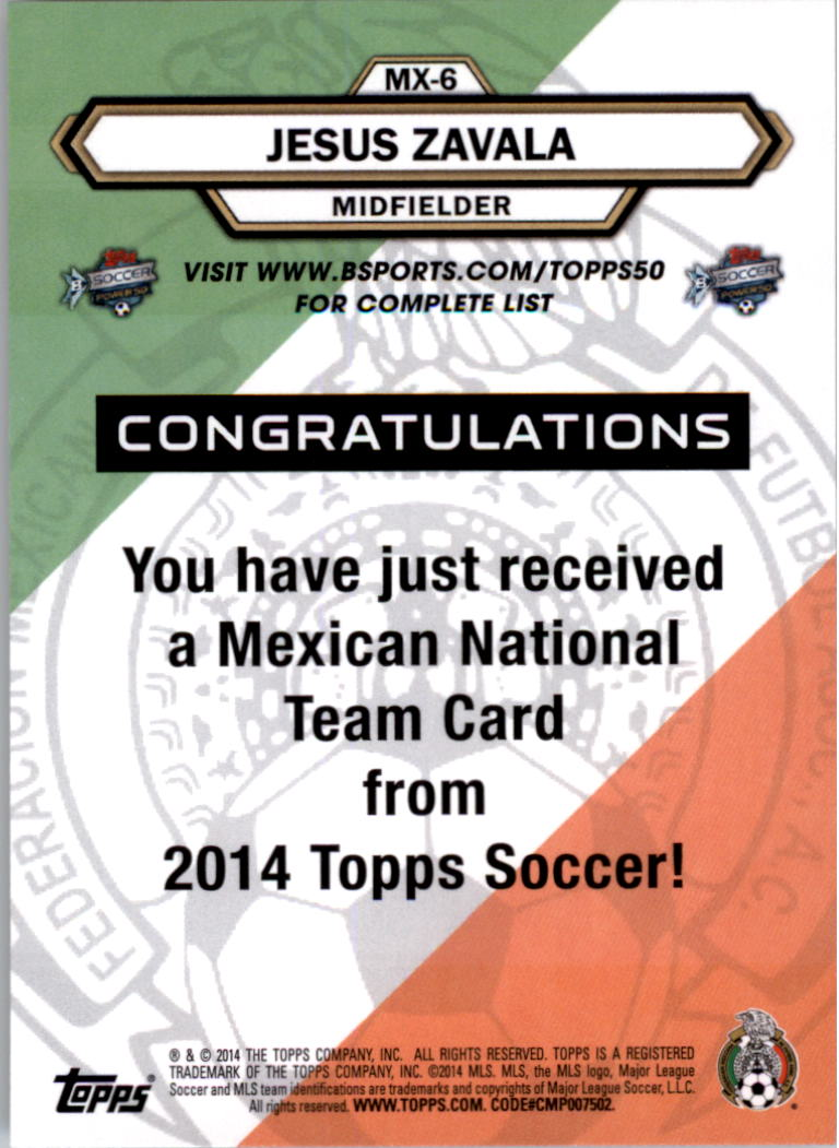 2014-Topps-MLS-Soccer-Base-cards-Inserts-You-Pick-Buy-10-cards-FREE-SHIP thumbnail 155