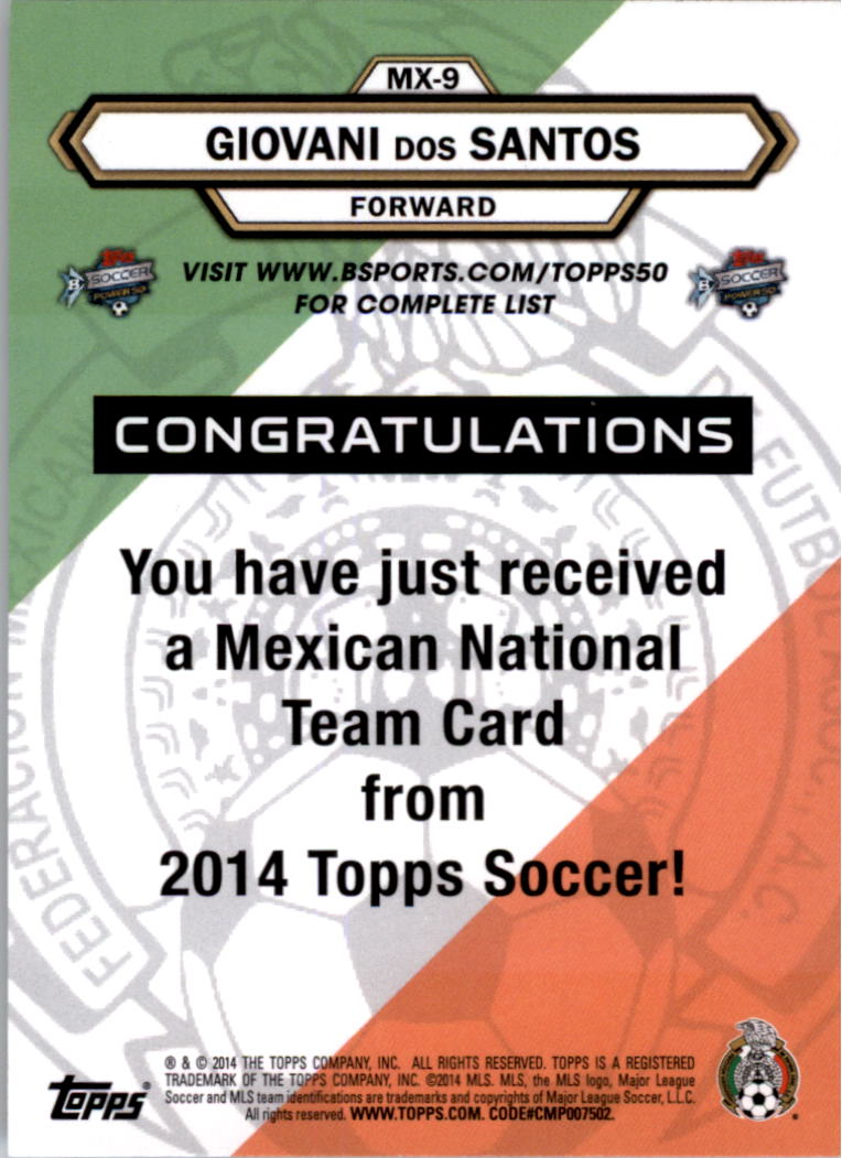 2014-Topps-MLS-Soccer-Base-cards-Inserts-You-Pick-Buy-10-cards-FREE-SHIP thumbnail 157