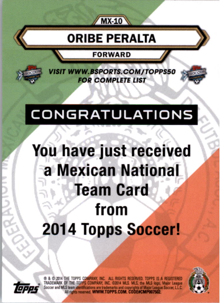 2014-Topps-MLS-Soccer-Base-cards-Inserts-You-Pick-Buy-10-cards-FREE-SHIP thumbnail 159