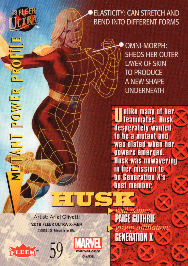 2018-Fleer-Ultra-X-Men-Trading-Cards-Base-Set-Pick-From-List miniature 101