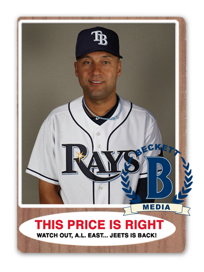 Totally Fake Baseball Cards 29 Derek Jeters You Wont See In 2011