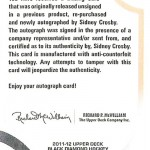 Black-Diamond-Blog-Sidney-Crosby-Buyback-Autograph-Certificate-of-Authenticity
