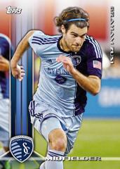 11 Cards Berry Johnson McDonald Rolfe 2013 Topps MLS Chicago Fire Team Set