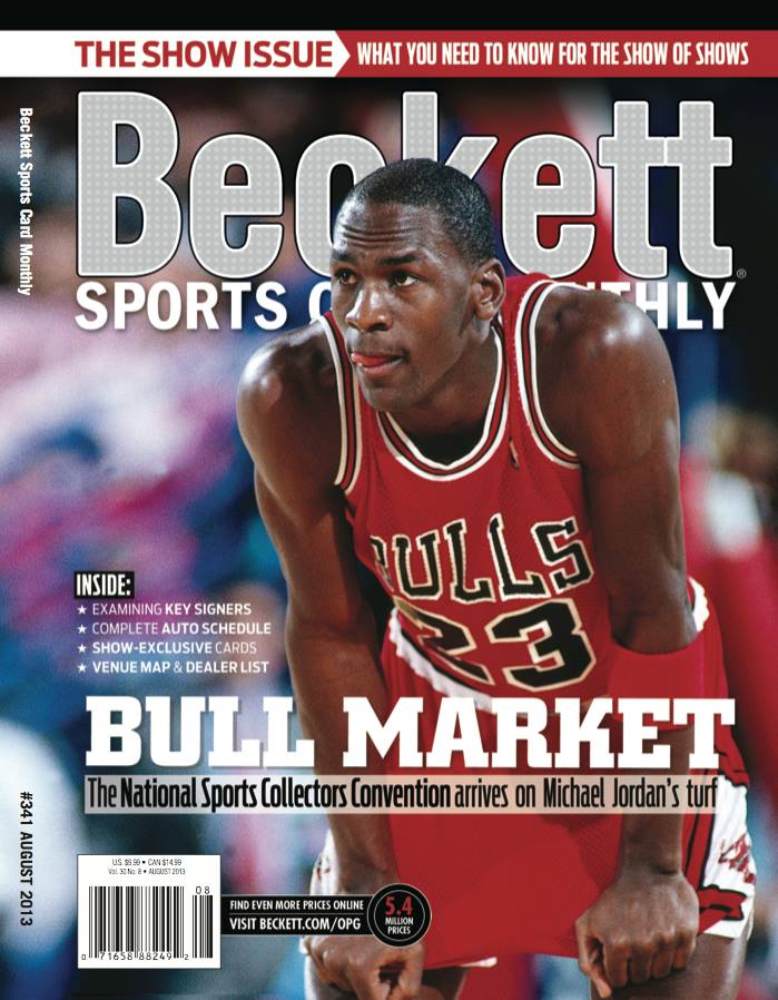 Beckett Media Seeks Experienced Magazine Designer For Sports Titles