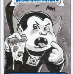 2013 GPK MINI SKETCH CARD