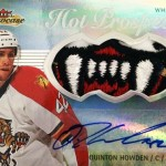 2013-14-NHL-Fleer-Showcase-Hot-Prospects-Jumbo-Autograph-Patch-Quinton-Howden