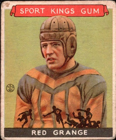 What Is The Best Football Rookie Card Of All Time Beckett News