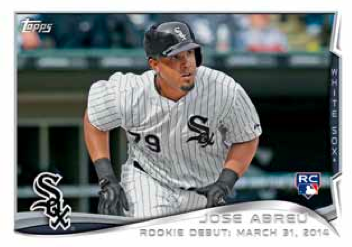 Top 5 Jose Abreu Rookie Cards To Own Beckett News