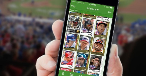 Topps Bunt Players Create Real Demand For Virtual Baseball