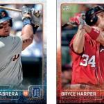 2015Topps base cards