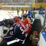 Prospects getting ready to hit the ice