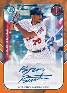 First Look 2015 Bowman Baseball Cards Beckett News