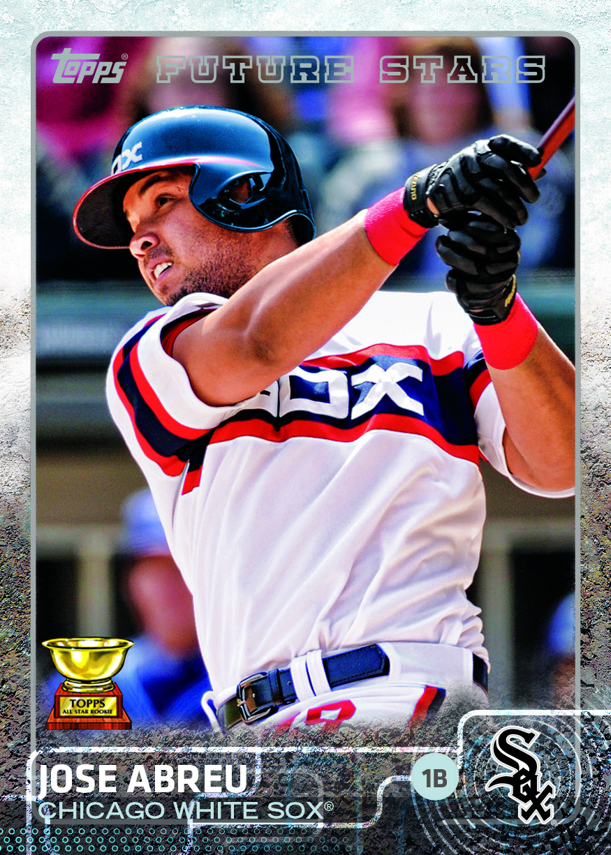 First Look The 2015 Topps Series 1 Baseball Checklist