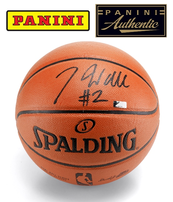 outlet store 053bb 03a1b John Wall Inks Exclusive Deal With Panini - Beckett News