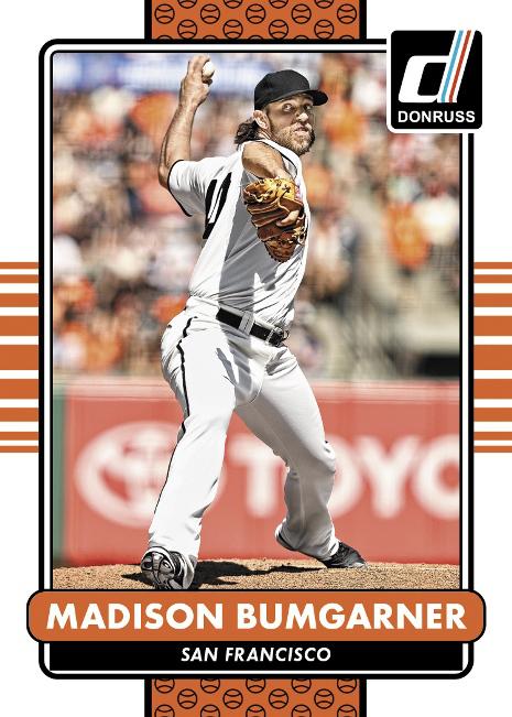 First Look 2015 Donruss Baseball Cards Beckett News
