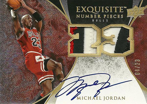 Michael Jordan was paid how much by Upper Deck? - Beckett News