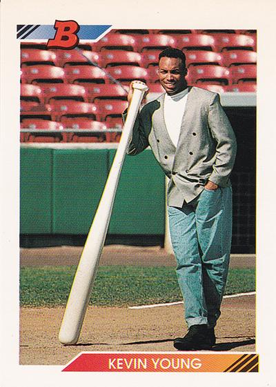32 Times Fashion Choices Went Terribly Wrong In 1992 Bowman Baseball