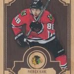 2015-16 O-Pee-Chee Hockey Woodies WW-19 Patrick Kane