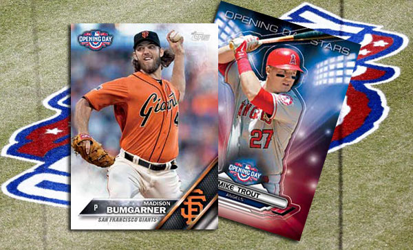 2016 Topps Opening Day Baseball Details Box Info Images