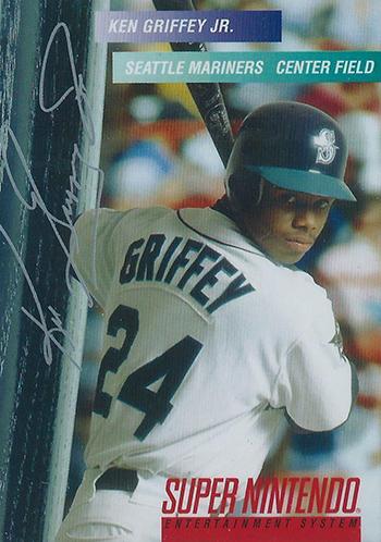 24 Ken Griffey Jr Cards That Remind Us Why We Love Him