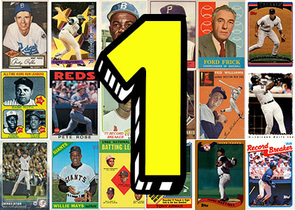 Topps Baseball Cards History Of 1 1952 2019