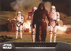2015 Topps Star Wars The Force Awakens Series 1 COMPLETE SET 100 Cards