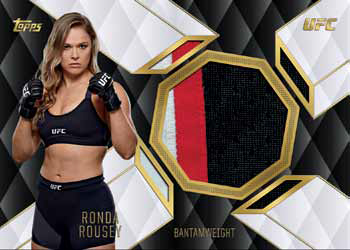 2016 Topps UFC Top of the Class Trading Card Details