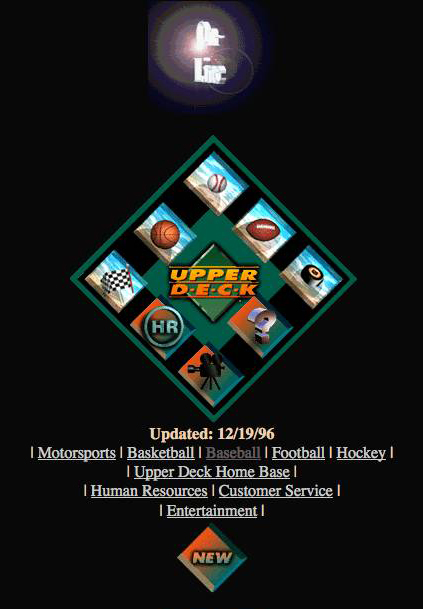 Upper Deck Home Page