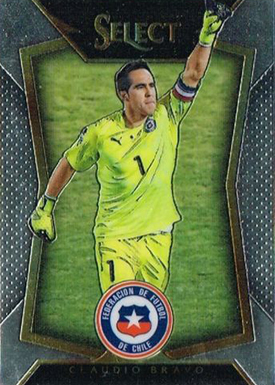 16ada535 2015 Panini Select Soccer Variations Gallery and Checklist