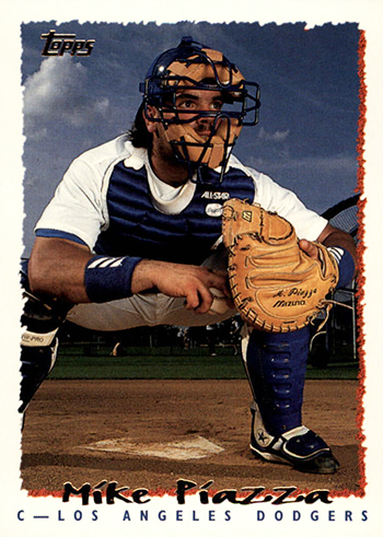 Best And Worst Mike Piazza Baseball Cards