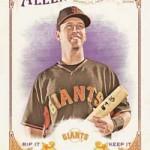 2016 Topps Allen and Ginter Baseball Rip Card