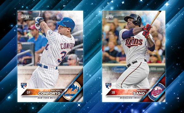 2016 Topps Series 1 Baseball Rookie Card Checklist