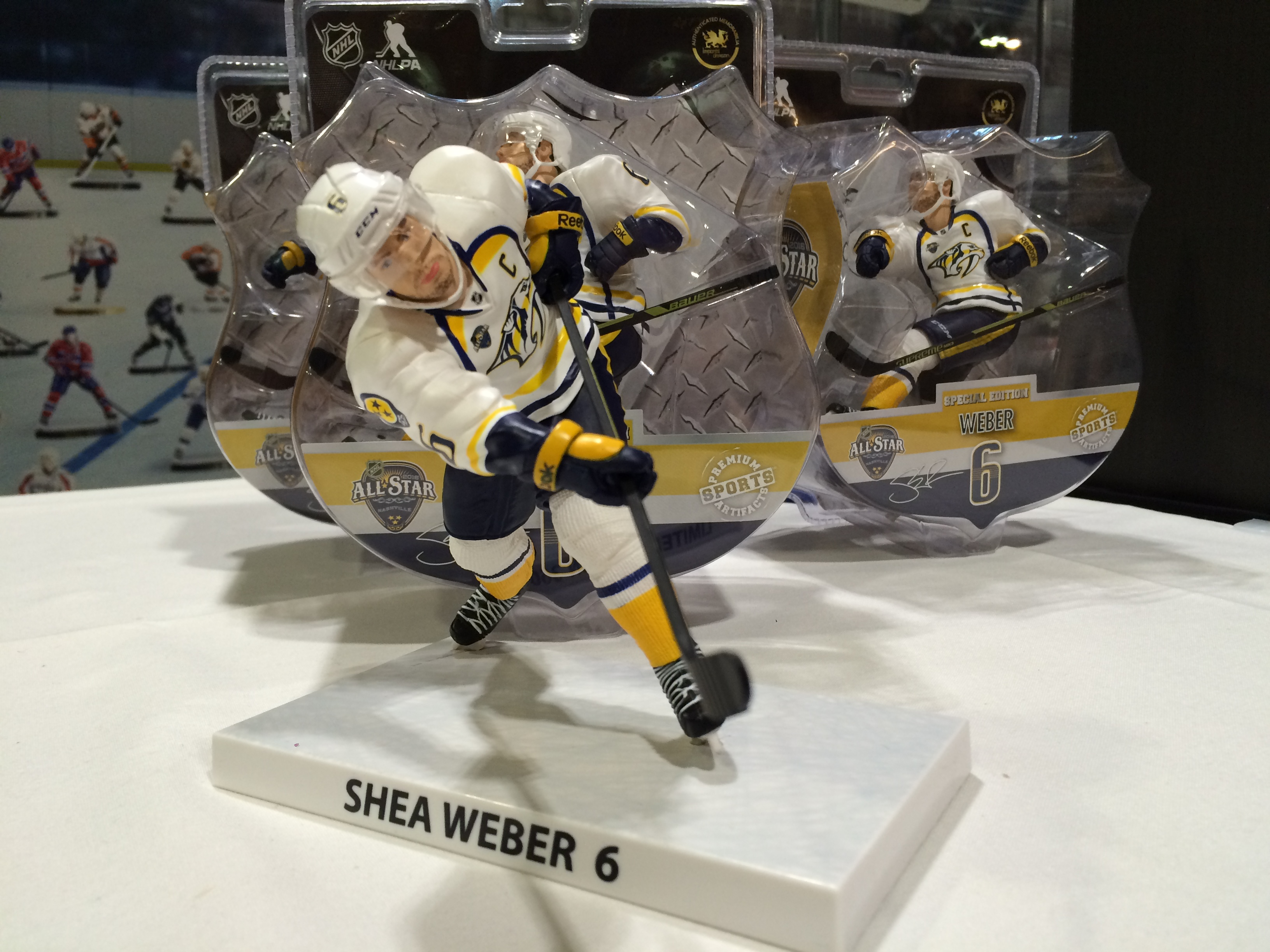Imports Dragon offers exclusive NHL All-Star Game figures