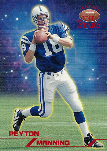 Ranking the Most Valuable Peyton Manning Rookie Cards dc862102f