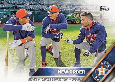 10 Best 2016 Topps Series 1 Baseball Cards