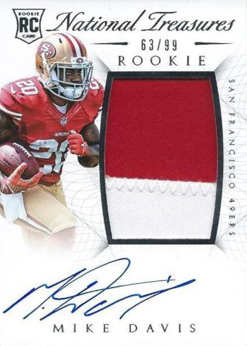 07fe830d 2015 National Treasures Football Rookie Autograph Patch RPS Gallery