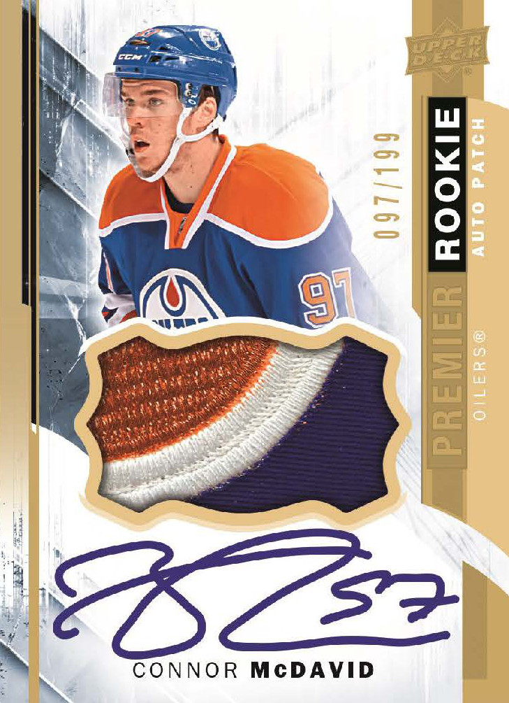 2015-16 Upper Deck Premier Hockey Checklist