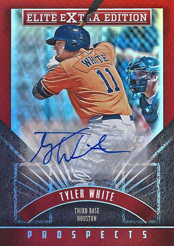 Where Are The Tyler White Rookie Cards