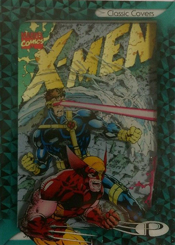 20 Most Valuable X Men Trading Cards