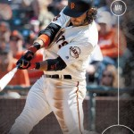 100 Brandon Crawford