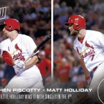 52 Piscotty/Holliday