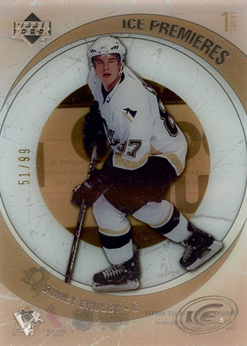 Most Valuable Sidney Crosby Rookie Cards Ranked