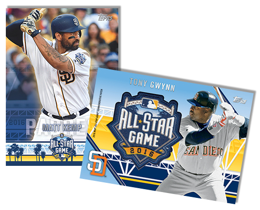 2016 Topps All Star Fanfest Baseball Card Exclusives Info