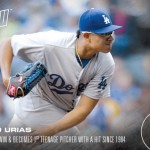 190 Julio Urias