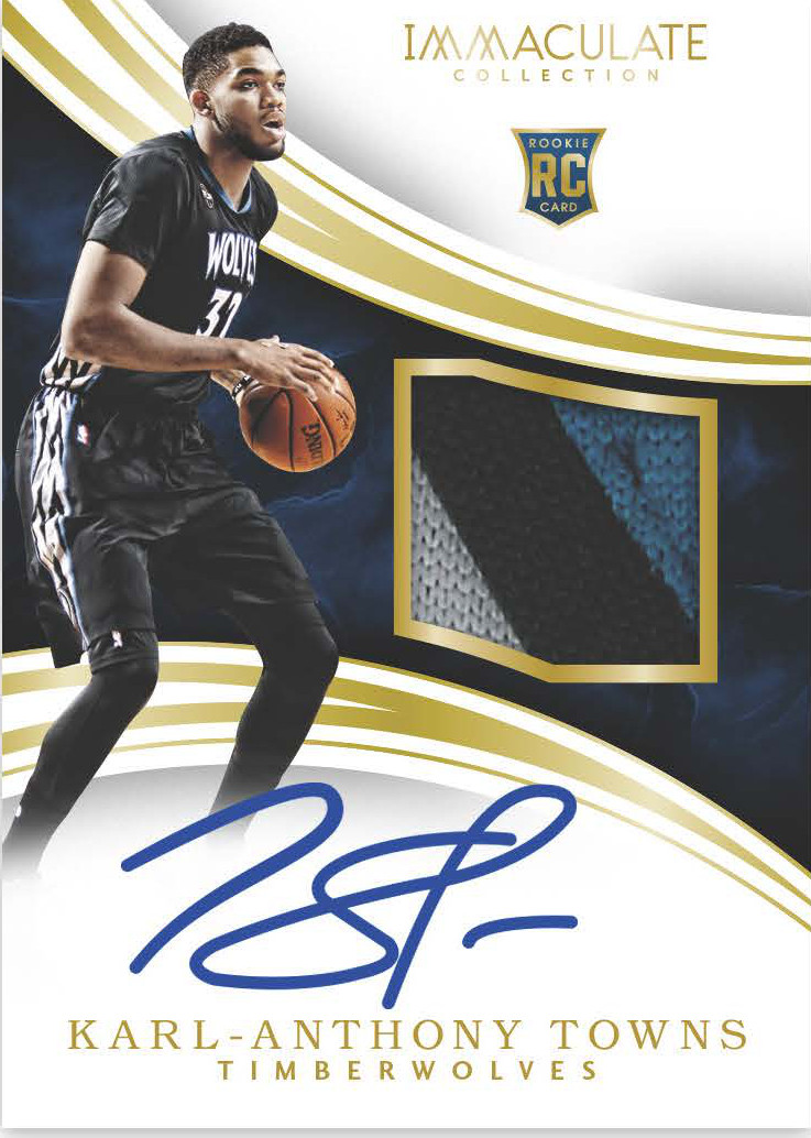 335b6d04394a 2015-16 Panini Immaculate Basketball Checklist