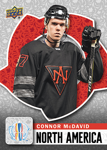 sports shoes e3295 acf9b Upper Deck to issue 2016 World Cup of Hockey promo set