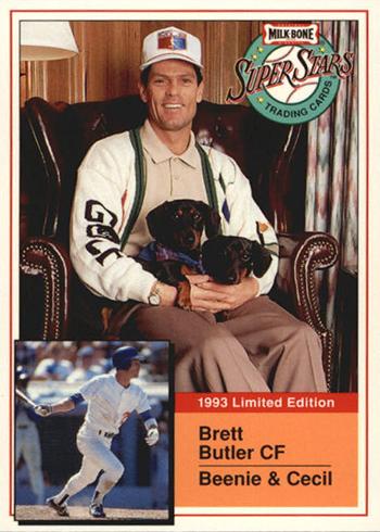 1993 Milk Bone Super Stars Is A Dog Of A Baseball Card Set