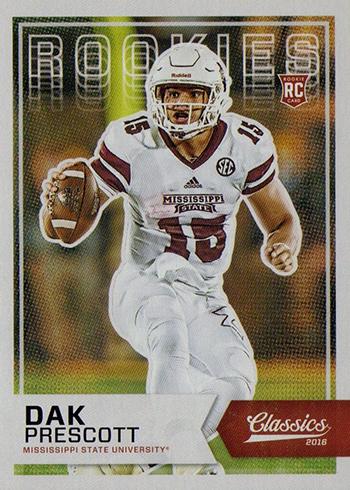 Most Valuable Dak Prescott Rookie Cards Ranked