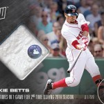 355 Mookie Betts Relic /99