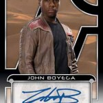 2017 Topps Star Wars Galactic Files Reborn Autograph